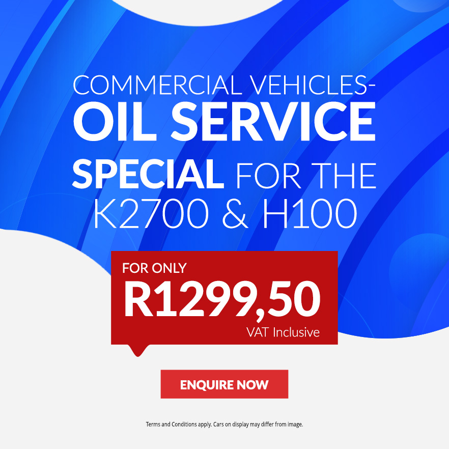 Commercial Vehicles Oil Service