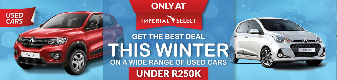 The Best Deals on Used Cars Under R250K