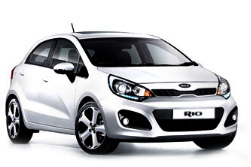 KIA Rio 1.4 Hatch Manual