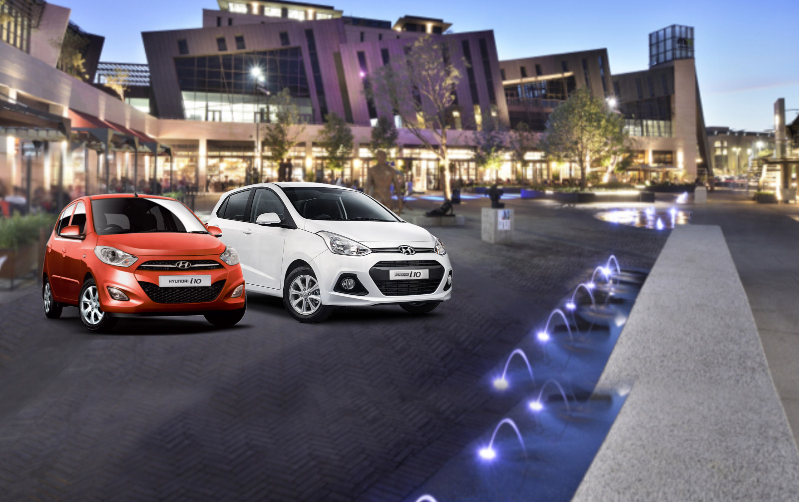 Hyundai i10 - Drive now, pay later